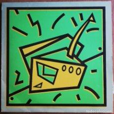 Discos de vinilo: III CONCURSO DON DOMINGO LP 1984 RNE - NEW WAVE MOVIDA POP. Lote 220459796