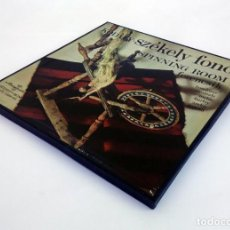 Discos de vinilo: ESTUCHE 2 LP - KODÁLY SZÉKELY FONÓ - SPINNING ROOM - FERENCSIK - EDITADO POR HUNGAROTON. Lote 220463361