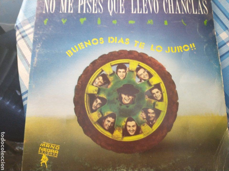 NO ME PISES QUE LLEVO CHANCLAS LP (Música - Discos - LP Vinilo - Grupos Españoles de los 70 y 80)
