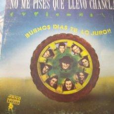 Discos de vinilo: NO ME PISES QUE LLEVO CHANCLAS LP. Lote 220464640