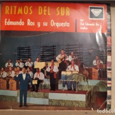Discos de vinilo: RITMOS DEL SUR, EDMUNDO ROS Y SU ORQUESTA DECCA 1960. Lote 220467700