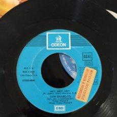 Discos de vinilo: LOS DIABLOS 1974, 7 PULGADAS. Lote 220468585