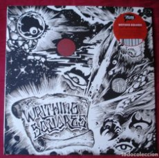 Discos de vinilo: THE WRITHING SQUARES - OUT OF THE ETHER. LP VINILO. NUEVO. PRECINTADO.. Lote 220470417