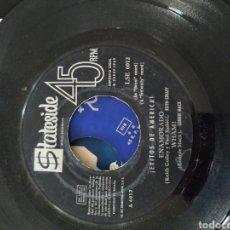 Discos de vinilo: STATESITE, ÉXITOS DE AMÉRICA, 1963, 7 PULGADAS. Lote 220471462