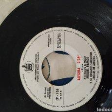 Discos de vinilo: MIGUEL RAMOS Y SU ÓRGANO HAMMOND, 1971. Lote 220471806