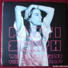 Discos de vinilo: PATTI SMITH - WICKED MESSENGER. 2XLP VINILO. NUEVO. PRECINTADO. THE 1996 BROADCAST.. Lote 220471905