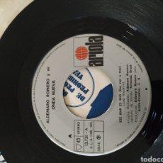 Discos de vinil: ALDEMARO ROMERO Y SU ONDA NUEVA, 1975, 7 PULGADAS. Lote 220471923