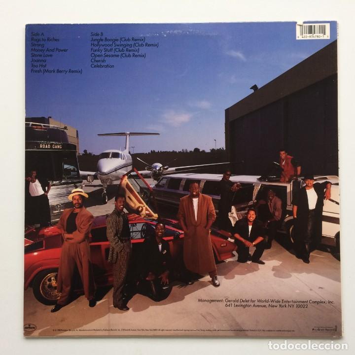 Discos de vinilo: Kool & The Gang – Everything Is Kool & The Gang - Greatest Hits & More USA 1988 Mercury - Foto 2 - 220474442