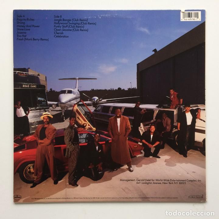 Discos de vinilo: Kool & The Gang – Everything Is Kool & The Gang - Greatest Hits & More USA 1988 Mercury - Foto 3 - 220474442
