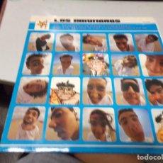 Discos de vinilo: LOS INHUMANOS - EL MAGICO PODER CURATIVO DE LA MUSICA DE LOS INHUMANOS. Lote 220486567
