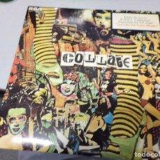 Discos de vinilo: COLLAGE - EDDIE DRENNON Y BBS UNILIMITED. Lote 220487013
