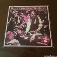 Discos de vinilo: KENNY ROGERS - THE GAMBLEER. Lote 220492528