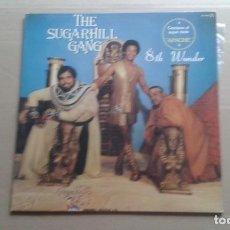 Discos de vinilo: THE SUGARHILL GANG - 8TH WONDER LP 1982 EDICION ESPAÑOLA. Lote 220501990