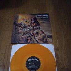 Discos de vinilo: VINILO HELLOWEEN - WALLS OF JERICHO.. Lote 220532948
