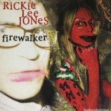 Discos de vinilo: RICKIE LEE JONES - FIREWALKER. Lote 220534343