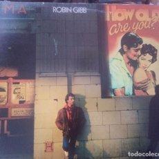 Discos de vinilo: ROBIN GIBB-HOW OLD ARE YOU-POLYDOR 1983 HAMBURG. Lote 220555617