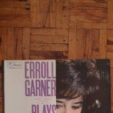 Discos de vinilo: ERROLL GARNER – ERROLL GARNER PLAYS MISTY SELLO: MERCURY – MCL 125 008 FORMATO: VINYL, LP, ALBUM. Lote 220573788