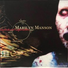 Discos de vinilo: MARILYN MANSON – ANTICHRIST SUPERSTAR -2 LP-. Lote 245273135