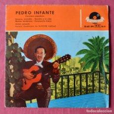 Discos de vinilo: PEDRO INFANTE - CANCIONES POPULARES - POLYDOR. Lote 220577270