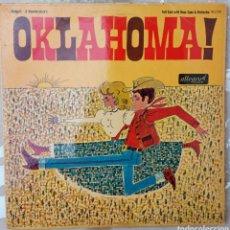 Discos de vinilo: LP OKLAHOMA - ALLEGRO/1964. Lote 220577473
