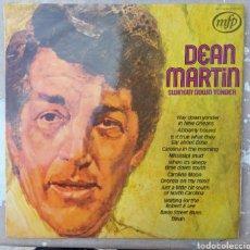 Discos de vinilo: LO DEAN MARTIN - SWINGIN' DOWN YONDER. Lote 220581006