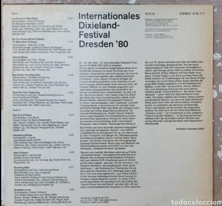 Discos de vinilo: Lp Fixieland Festival Dresden - Internacionales - Foto 2 - 220583647