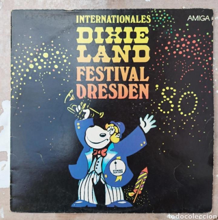 LP FIXIELAND FESTIVAL DRESDEN - INTERNACIONALES (Música - Discos - LP Vinilo - Otros Festivales de la Canción)