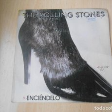 Dischi in vinile: ROLLING STONES, THE , SG, STAR ME UP + 1, AÑO 1981. Lote 220586360