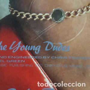 Discos de vinilo: Disco de vinilo All The Young Dudes firmado por bruce dickinson vocalista de iron maiden - Foto 4 - 220597661