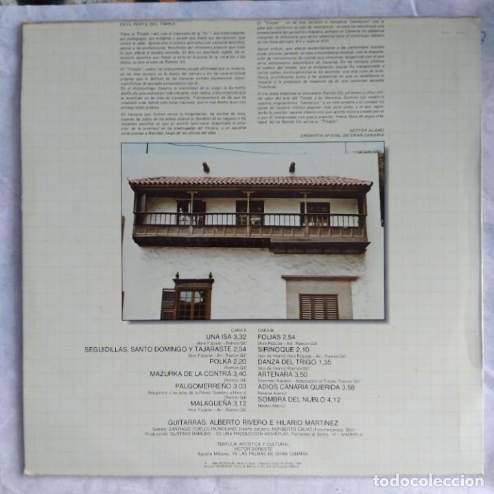 Discos de vinilo: Ramón Gil - Atlantida (LP, Album) (Movieplay) 13 2070/1 (1980,ES) (D:VG+) - Foto 2 - 220599526