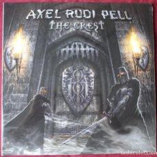 Discos de vinilo: AXEL RUDI PELL - THE CREST. 2XLP VINILO. NUEVO. PRECINTADO.. Lote 220601842