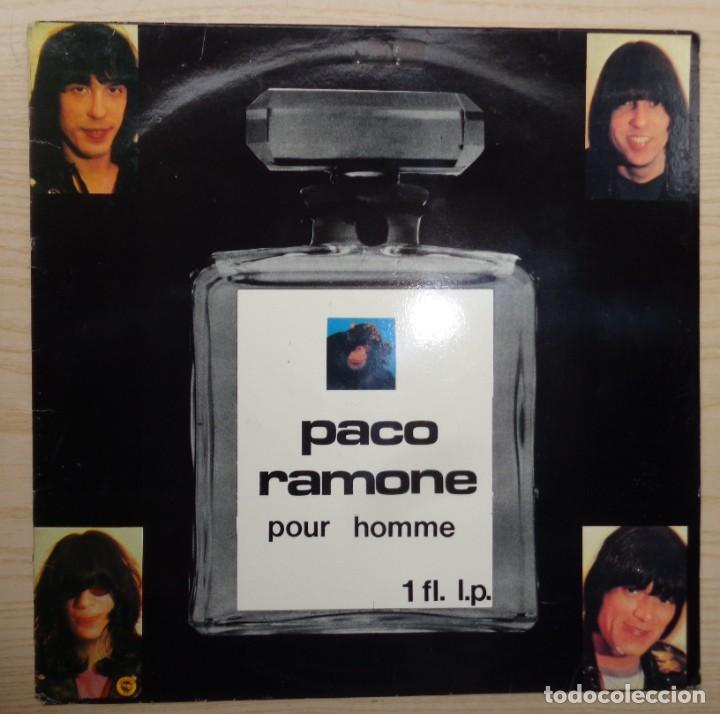 RAMONES 'PACO RAMONE POUR HOMME' (Música - Discos - LP Vinilo - Punk - Hard Core)