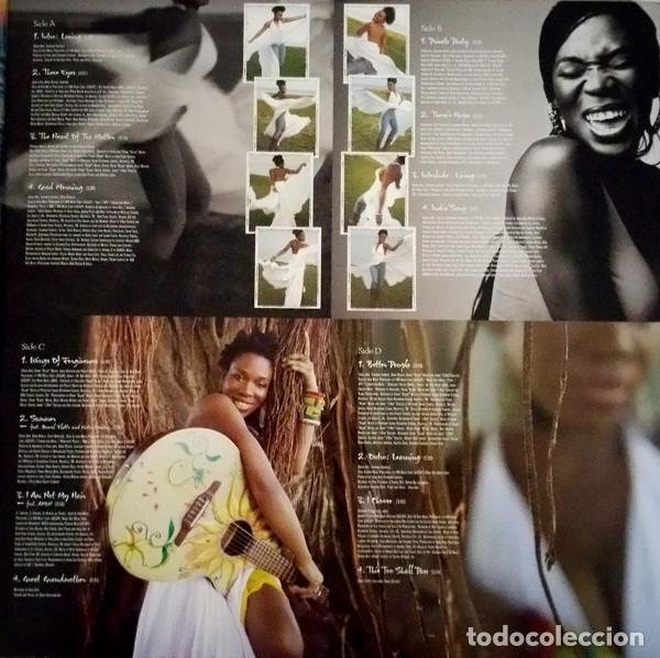 Discos de vinilo: India.Arie * 2LP Testimony: Vol. 1, Life & Relationship * Rare * Gatefold * Precintado!! - Foto 3 - 220613785