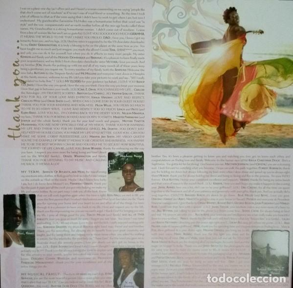 Discos de vinilo: India.Arie * 2LP Testimony: Vol. 1, Life & Relationship * Rare * Gatefold * Precintado!! - Foto 4 - 220613785