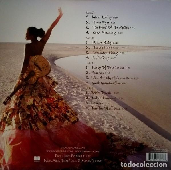 Discos de vinilo: India.Arie * 2LP Testimony: Vol. 1, Life & Relationship * Rare * Gatefold * Precintado!! - Foto 10 - 220613785