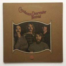 Discos de vinilo: CREEDENCE CLEARWATER REVIVAL - MORE CREEDENCE GOLD JAPAN 1973 FANTASY. Lote 220614828