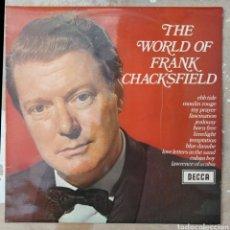 Discos de vinilo: LP THE WORLD OF FRANK CHACKSFIELD. Lote 220626230