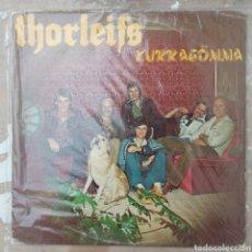 Discos de vinilo: LP THORLEIFS - KURRAGOMMA. Lote 220626278