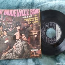 Discos de vinilo: THE NEW VAUDEVILLE BAND PEEK A BOO 1967. Lote 220634292