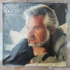 Discos de vinilo: LP KENNY ROGERS - WHAT ABOUT ME?. Lote 220634697