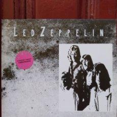 Discos de vinilo: LED ZEPPELIN -VANCOUVER, LEGENDARY CONCERT VANCOUVER, LIVE 1970 - LP VINILO NUEVO. TRANSPARENTE. Lote 220636970