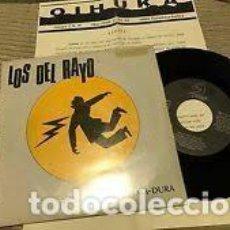 Discos de vinilo: LOS DEL RAYO. HIJOS DE LA EXTREMA-DURA. Lote 220639733