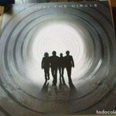 Discos de vinilo: BON JOVI-THE CIRCLE 2XLP- KISS-SCORPION-LIKE NEW. Lote 220641542