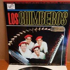 Discos de vinilo: LOS CHIMBEROS / MISMO TÍTULO / LP - ZAFIRO-1969 / MBC. ***/***. Lote 220644973