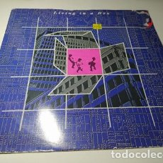 Discos de vinilo: MAXI - LIVING IN A BOX ?– LIVING IN A BOX - LIBX 1 ( VG+ / VG+) UK 1987. Lote 220646120