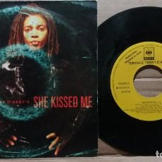 Discos de vinil: TERENCE TRENT D'ARBY / SHE KISSED ME / SINGLE 7 INCH (PROMO UNA SOLA CARA). Lote 220651243