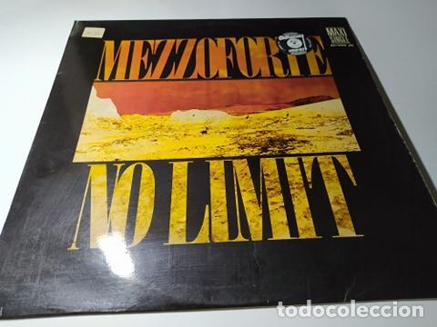 MAXI - MEZZOFORTE ?– NO LIMIT - 20112040 ( VG+ / VG+) SPAIN 1987 (Música - Discos de Vinilo - Maxi Singles - Disco y Dance)
