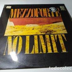 Discos de vinilo: MAXI - MEZZOFORTE ?– NO LIMIT - 20112040 ( VG+ / VG+) SPAIN 1987. Lote 220658858