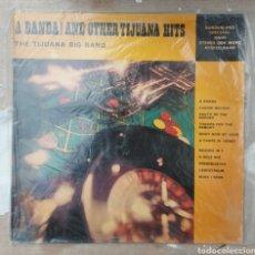 Discos de vinilo: LP A BANDA&OTHERS TIJUANA HITS. Lote 220663883