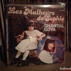 Discos de vinil: CHANTAL GOYA - LES MALHEURS DE SOPHIE. Lote 220676422